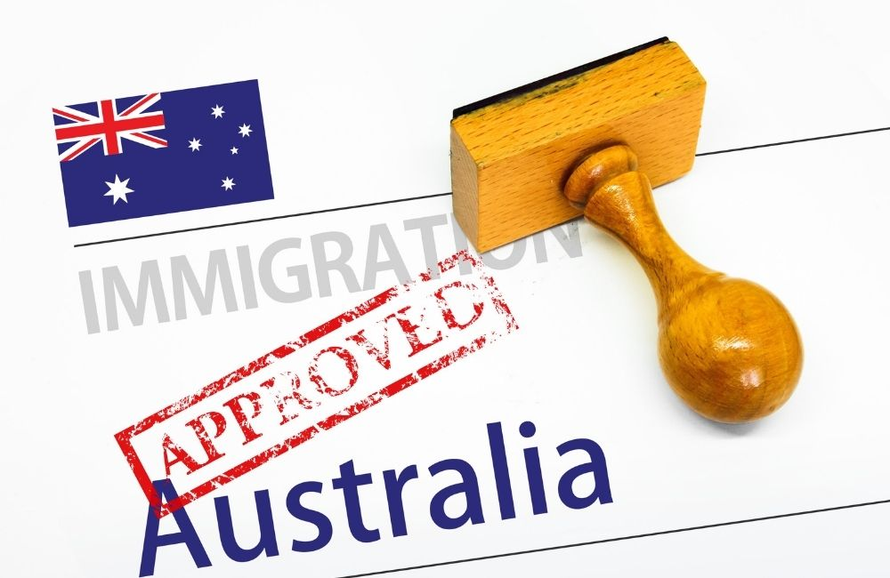 CITIZENSHIP AUSTRALIA