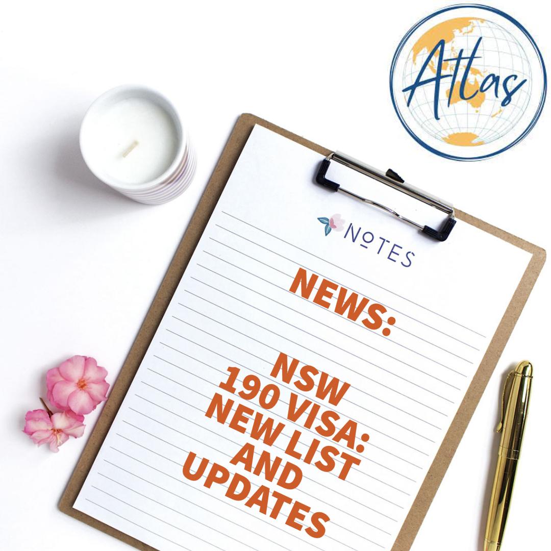 Skilled Visa 190 NSW
